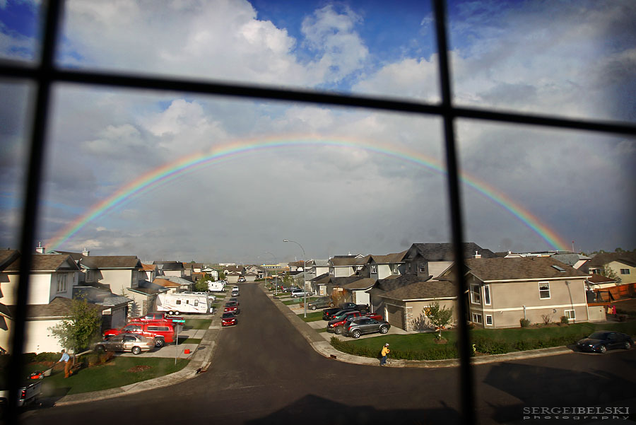 airdrie photographer rainbow photo