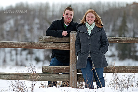calgary wedding photographer engagement photographs