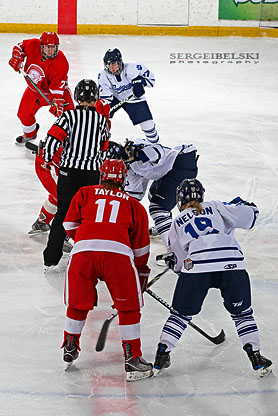 calgary sports photographer mount royal university hockey photo
