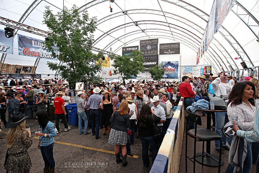 event photographer sergei belski corporate stampede photo