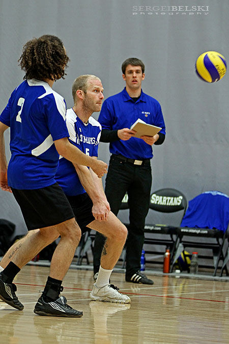 stmu volleyball sergei belski photo