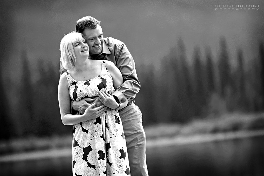 engagement banff sergei belski photo