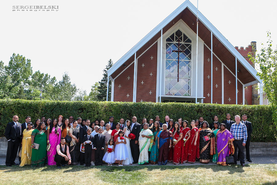 calgary wedding photo