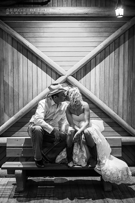 bridal photo shoot banff sergei belski photo