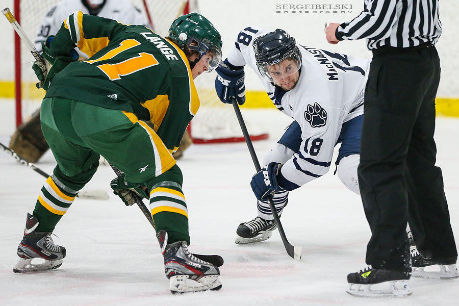 mount royal university hockey sergei belski photo