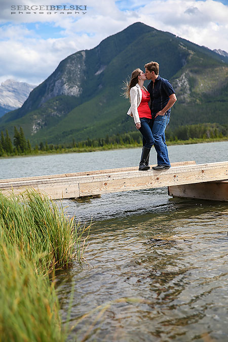 banff engagement photographer sergei belski photo