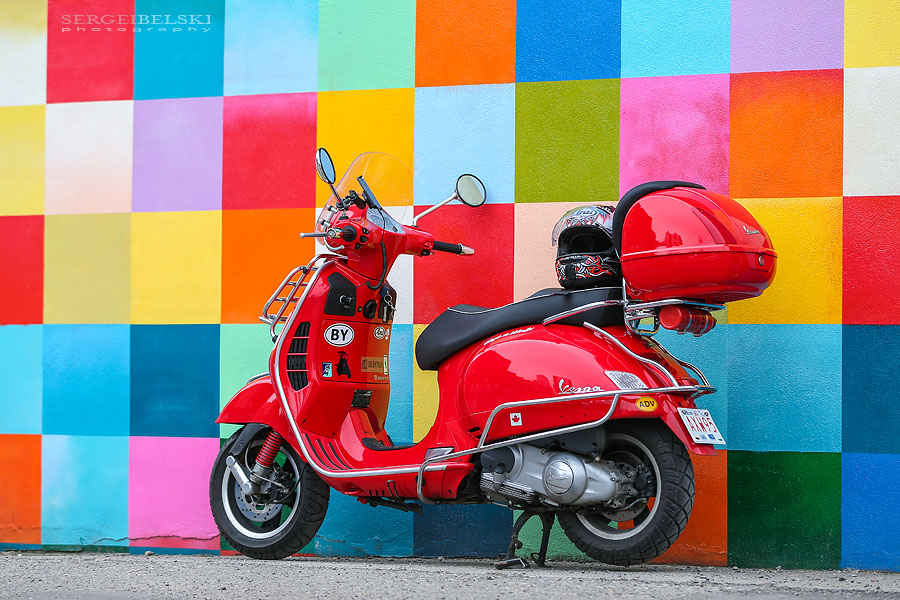my vespa adventures travel photographer sergei belski photo