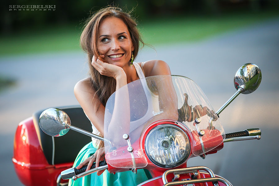 my vespa adventures portrait photographer sergei belski photo