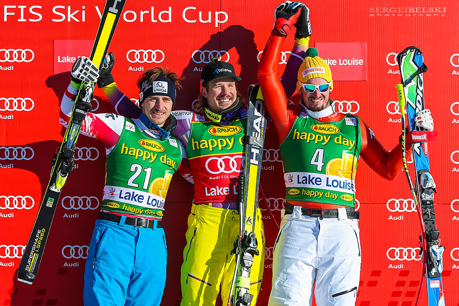 lake louise ski world cup sports photographer sergei belski photo