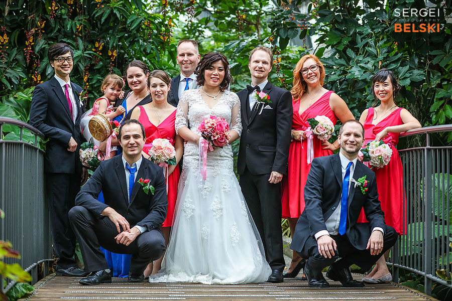 calgary wedding photographer calgary zoo weeding sergei belski photo