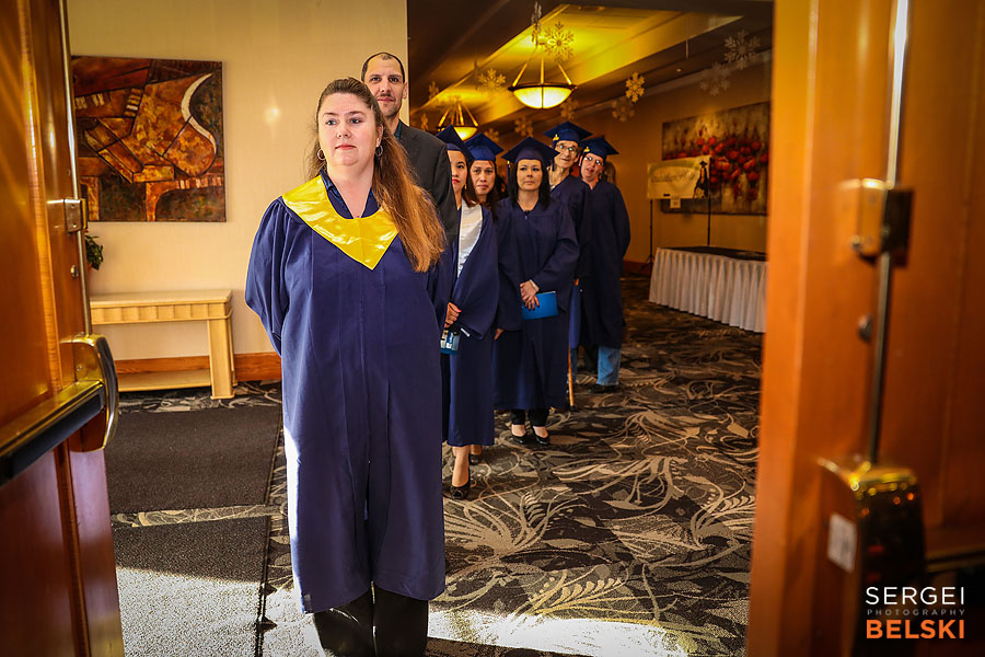 calgary event photographer cdi college graduation sergei belski photo