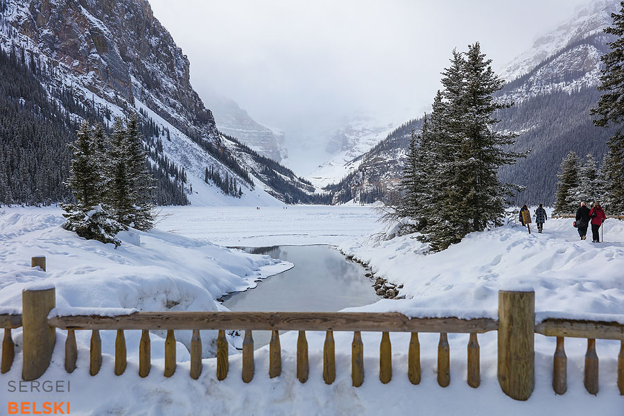 banff lake louise travel photographer sergei belski photo