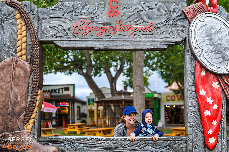 stampede calgary family photographer sergei belski photo