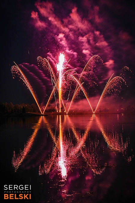 globalfest fireworks event photographer sergei belski photo
