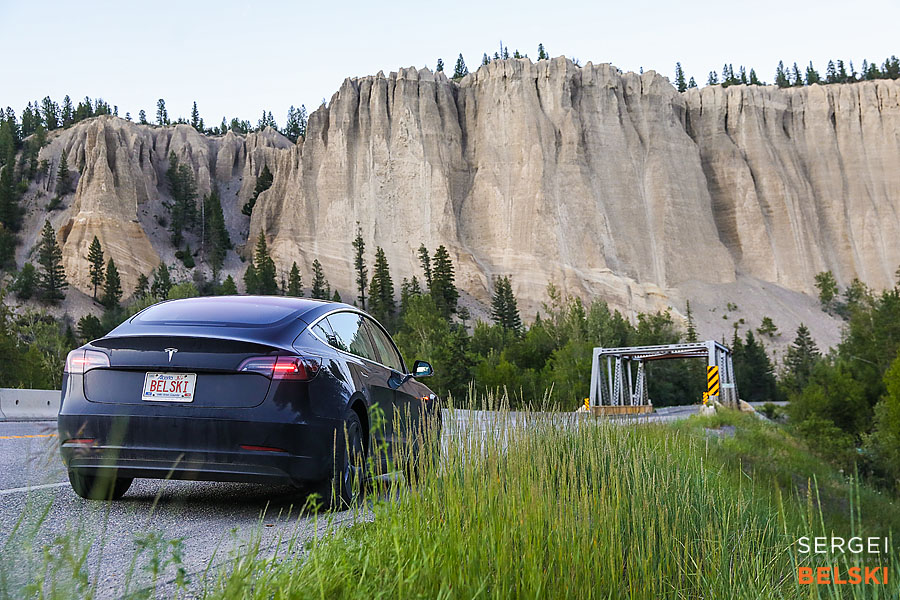 my tesla adventures bc trip sergei belski photo