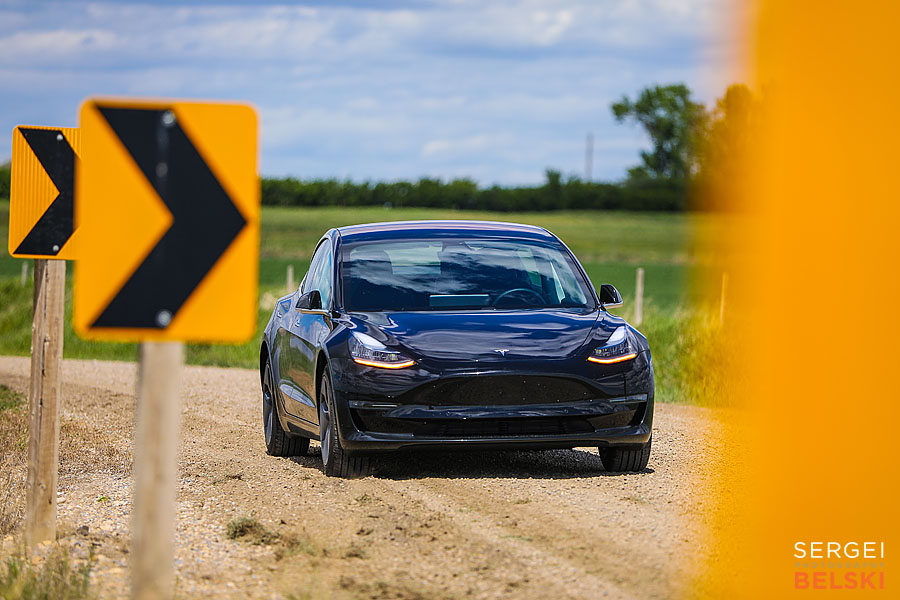 my tesla adventures calgary photographer sergei belski photo
