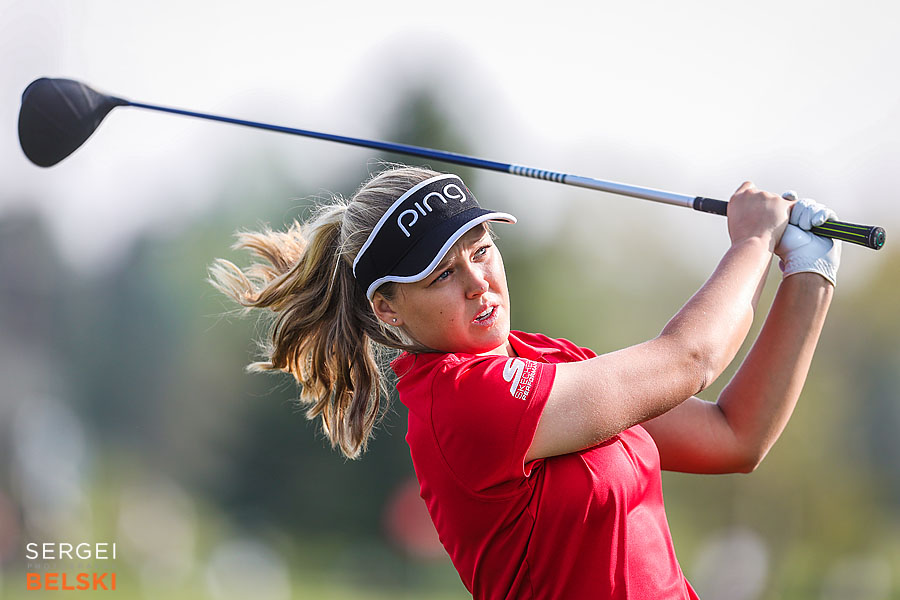 LPGA golf sports photographer sergei belski photo