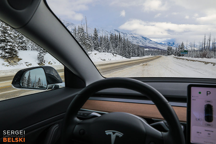 my tesla adventures bc road trip photographer sergei belski photo