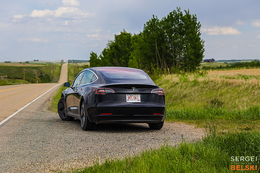 my tesla adventures photographer sergei belski photo