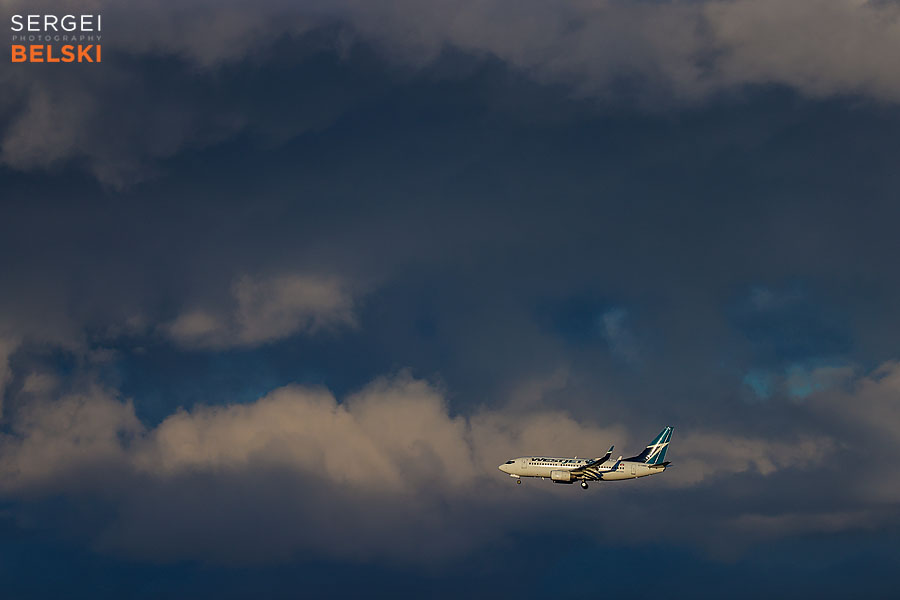 calgary airport aviation photographer sergei belski photo