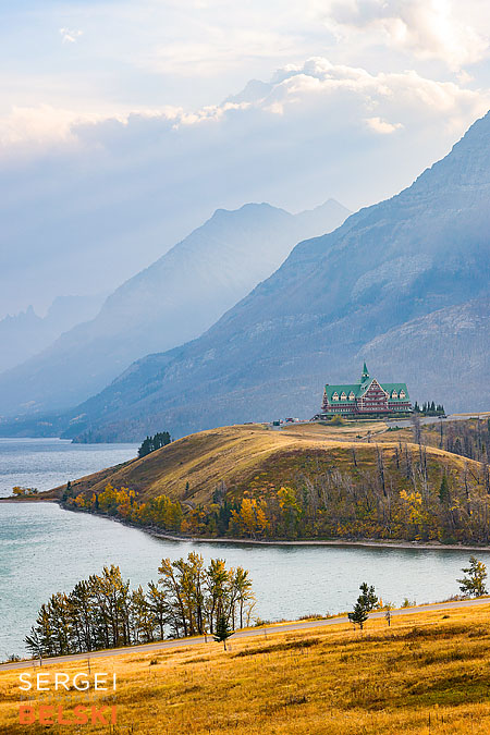 waterton travel photographer sergei belski photo