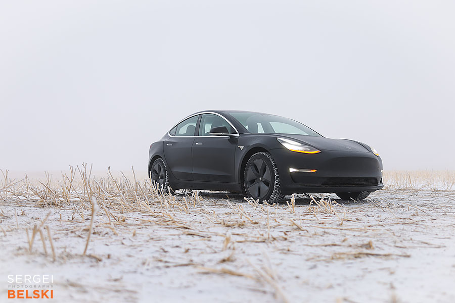 my tesla adventures automotive photographer sergei belski photo